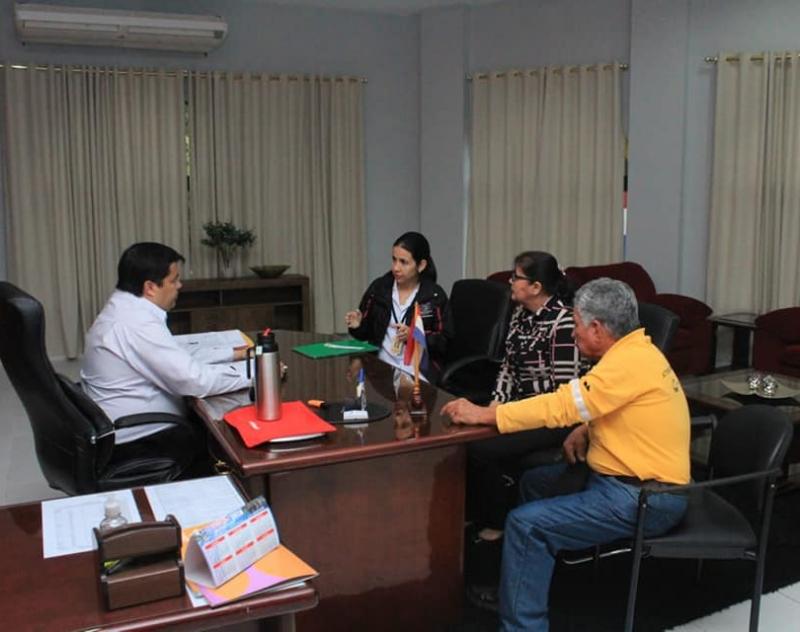 Proyecto de Construcción de la Unidad de Salud Familiar del barrio Crucesita de Pilar