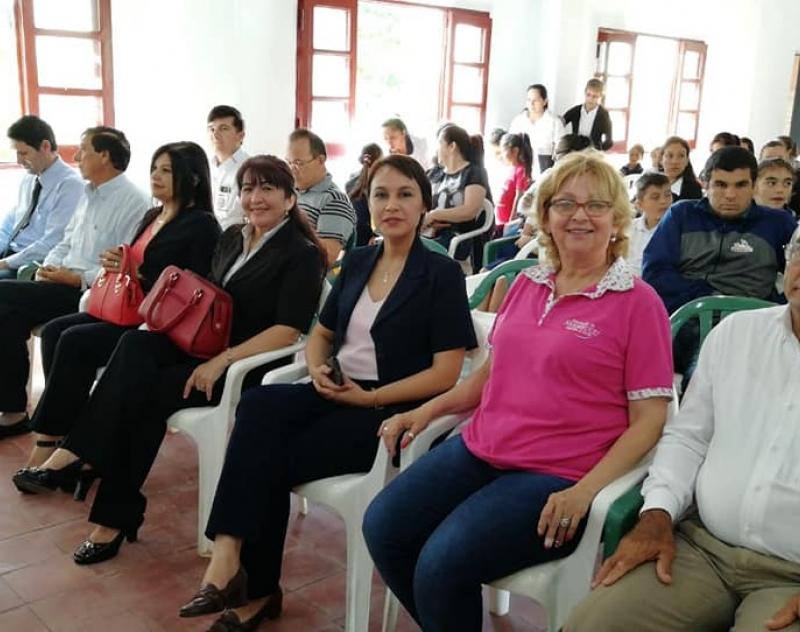 Habilitación de la Oficina de la Supervisión Educativa de Cerrito, Ñeembucú.