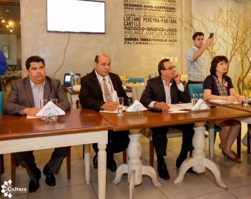 Gobernador de Ñeembucú desarrolla agenda de actividades en Asunción