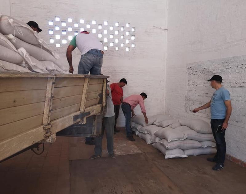 Fortalecimiento al sector productivo departamental desde la Gobernación de Ñeembucú