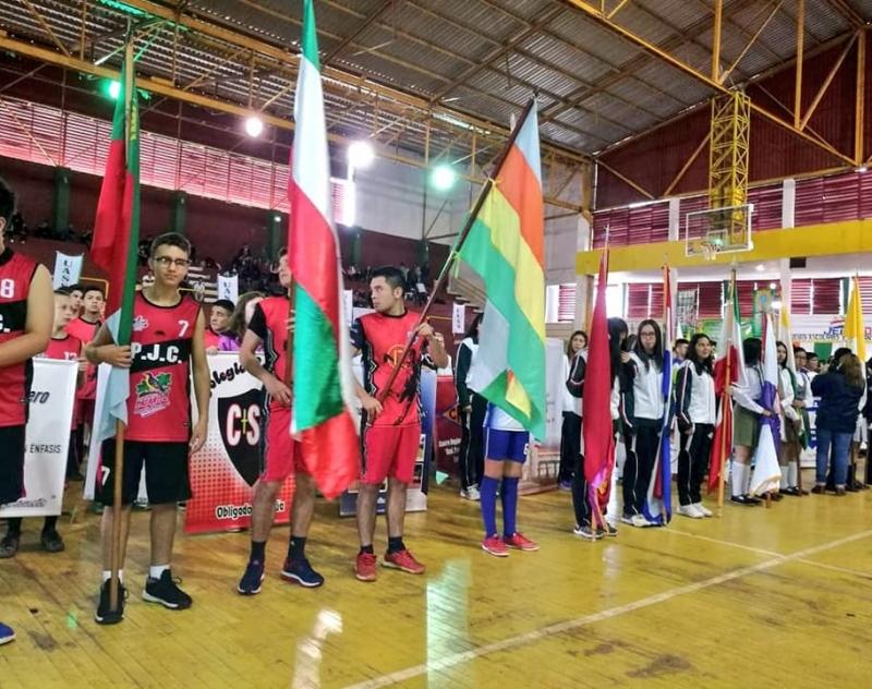 Juegos Escolares Estudiantiles Nacionales 2018 - JEEN Fase Regional