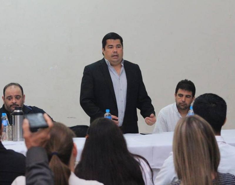 Asamblea General del Consejo Regional de Salud de Ñeembucú