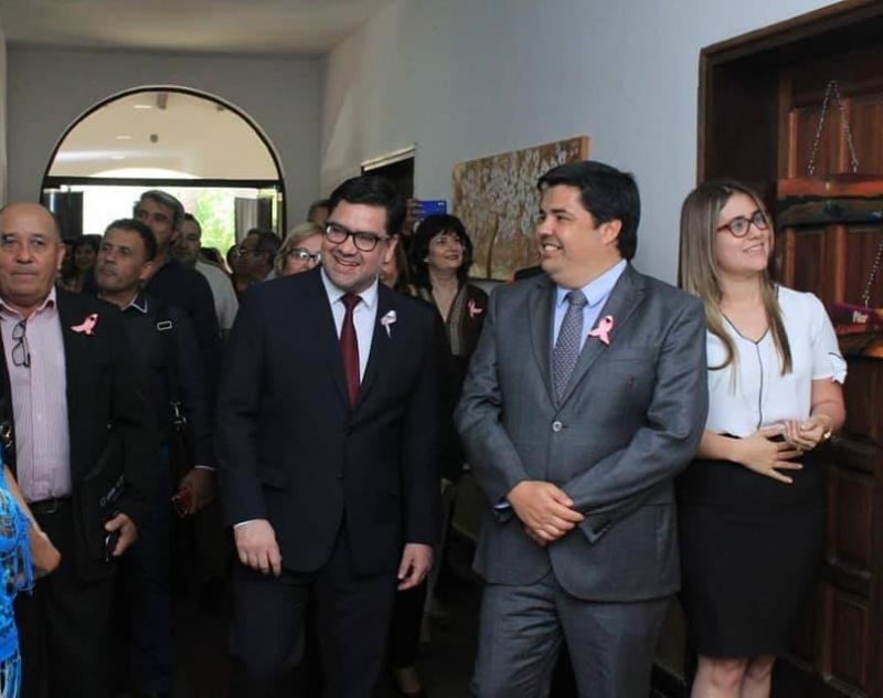 Con presencia del Ministro de Cultura, quedó habilitado un Espacio Cultural Departamental, en la Gobernación de Ñeembucú