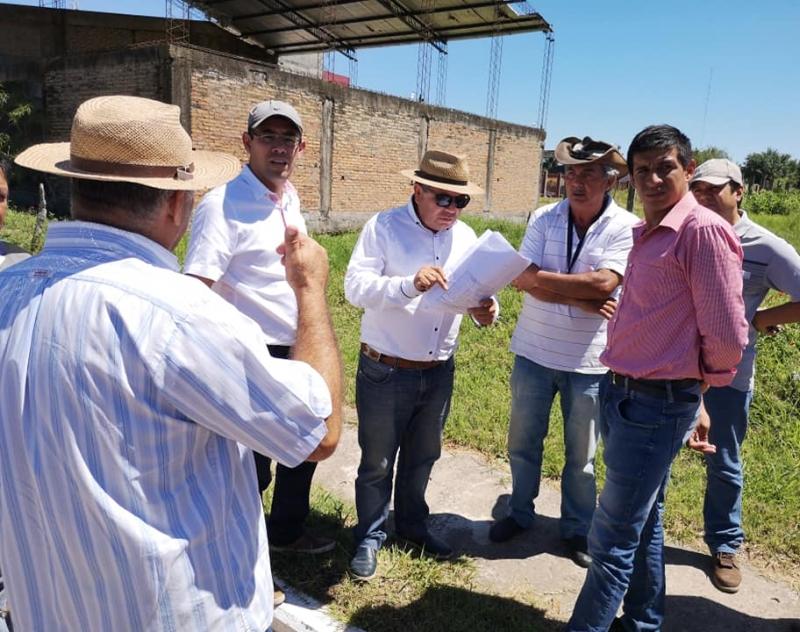 Proyecto de Construcción de Desagüe Pluvial para el sector Terminal de Ómnibus de Pilar