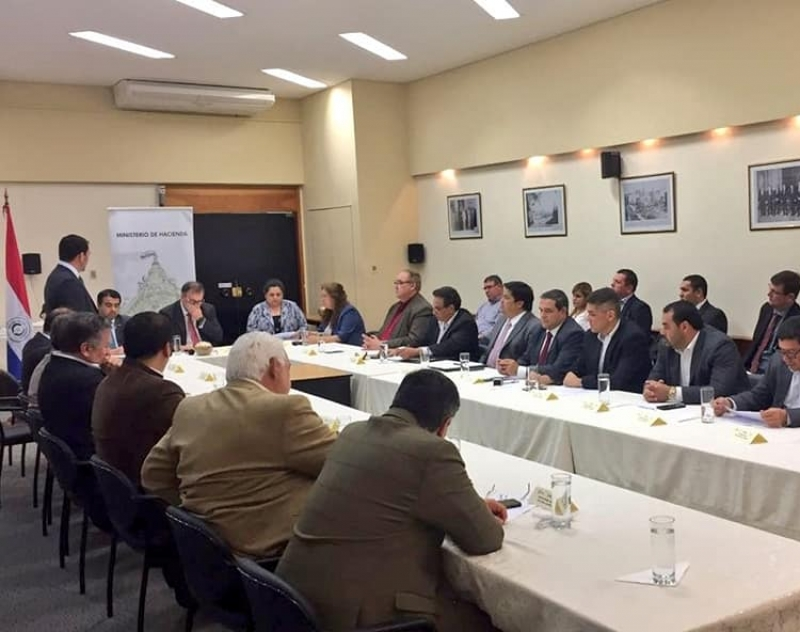 Reunión de Gobernadores