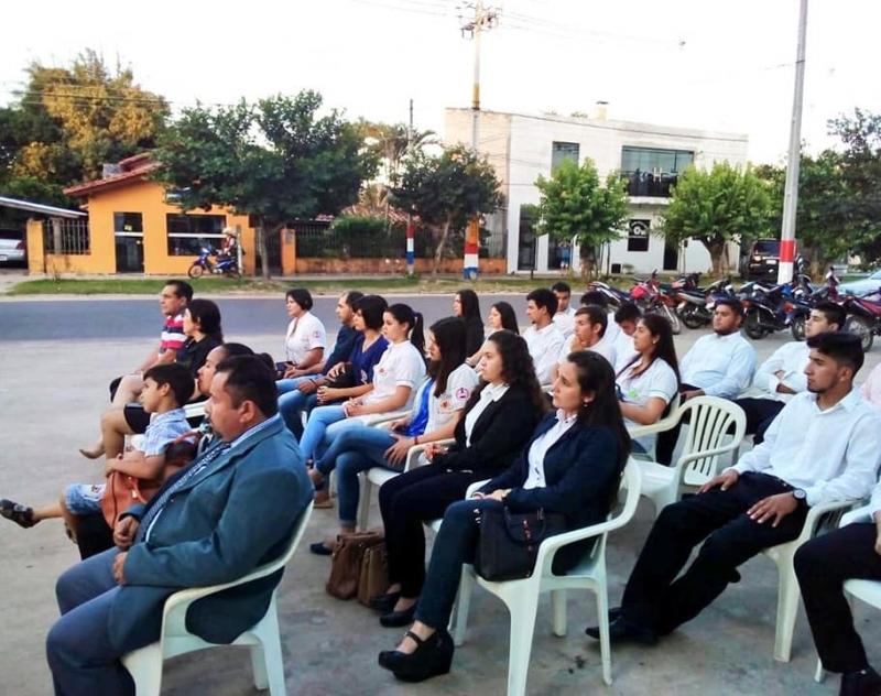 Inauguración de la Filial Pilar, de la Universidad Politécnica y Artística del Paraguay (UPAP)