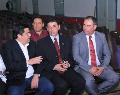 Presencia del Gobernador de Ñeembucú en Jornada Anual ...
