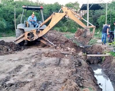 Recuperación de caminos vecinales de los distritos del ...